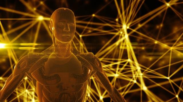 Artificial-intelligence-AI-deep-learning-computer-program-technology