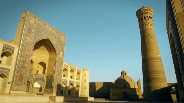 Madrasa-Mir-i-arab-de-Bujará-Uzbekistán