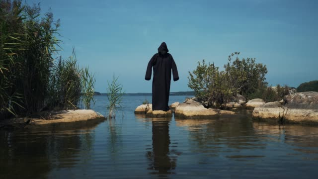 Terrible-demon-standing-in-the-river-