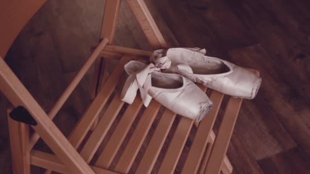 Schöne-Ballett-Tanz-Ballettschuhe-