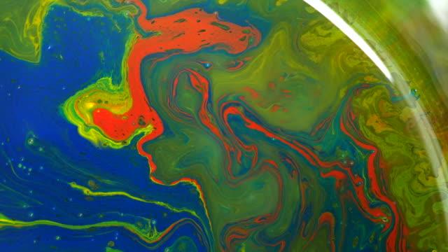 Oil-colors-motion