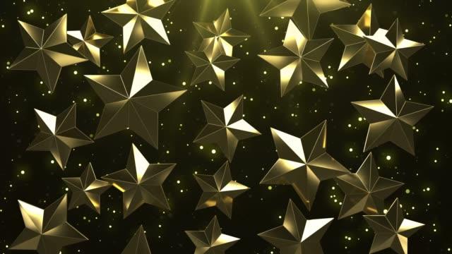 Circuito-de-fondo-de-estrellas-doradas