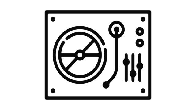 DJ-Line-Motion-Graphic