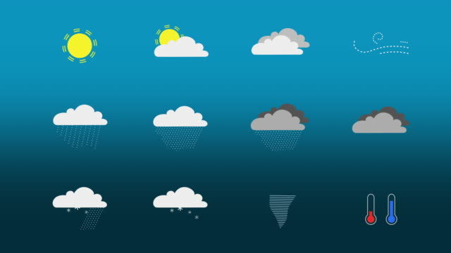 Weather-animated-set-of-icons-or-symbols-Loop-with-alpha-matte-Flat-design-More-options-in-my-profile-
