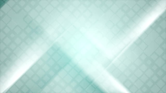 Blue-squares-and-stripes-abstract-motion-design