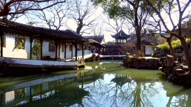 Pavilion-in-Humble-Administrator-s-Garden-in-Suzhou-China