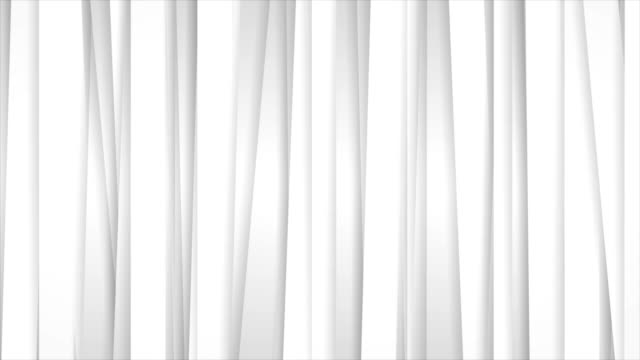 Grey-white-tech-abstract-vertical-stripes-video-animation