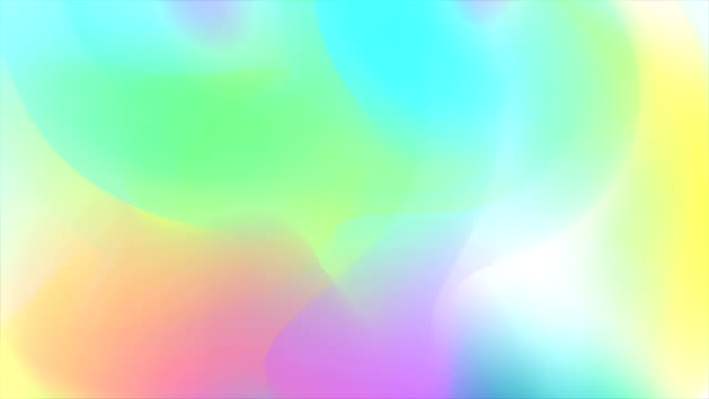 Bunte-abstrakte-Videoanimation-holographische-Trend-der-80er-Jahre