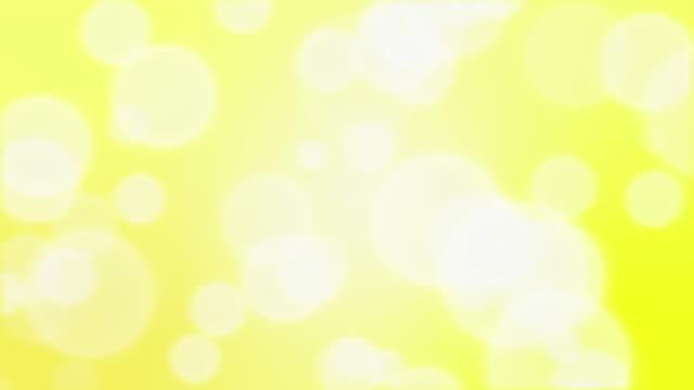 4K-Yellow-Bokeh-Background-Animation