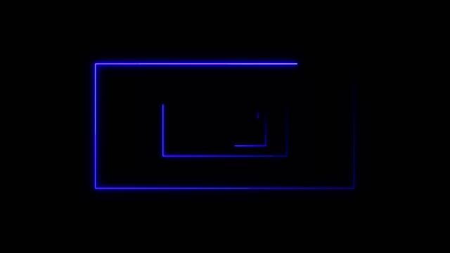 Abstract-background-with-neon-rectangles