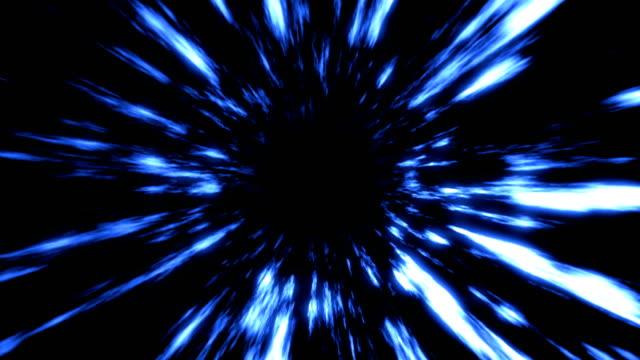 Túnel-de-luz-futurista-Resumen-de-antecedentes-Bucle-sin-interrupción