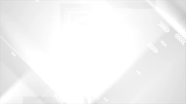 Abstract-grey-tech-futuristic-arrows-video-animation
