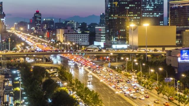 beijing-traffic-time-lapse