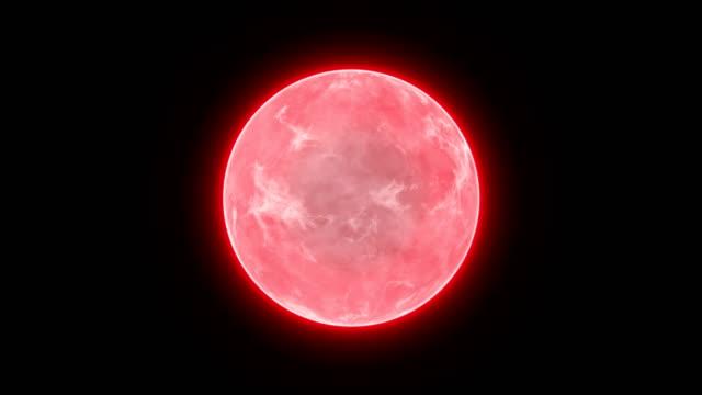 Resumen-energía-bola-ciencia-fondo-lazo-rojo