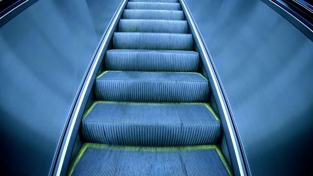 Escalera-mecánica-las-escaleras