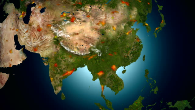 Asia-on-fire-4K-animation-