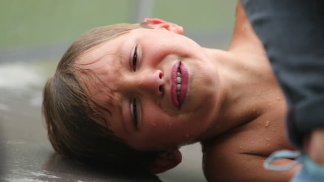 Child-crying-in-pain-Young-boy-in-painful-agony-for-having-been-physically-hurt-with-tears-rolling-down-his-face