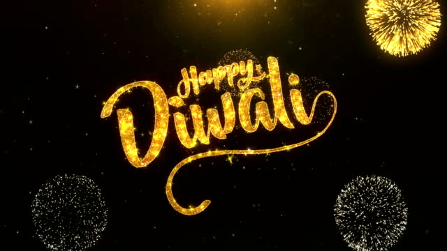 Happy-Diwali-Greeting-Card-text-Reveal-from-Golden-Firework-&-Crackers-on-Glitter-Shiny-Magic-Particles-Sparks-Night-for-Celebration-Wishes-Events-Message-holiday-festival
