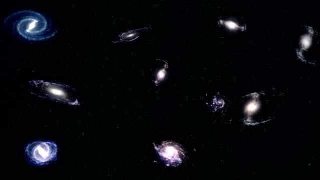 Spiral-galaxy-in-deep-space