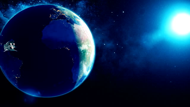 Alien-spacecraft-flies-past-Earth