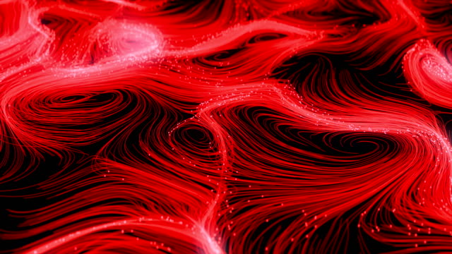 Abstract-swirly-trails-