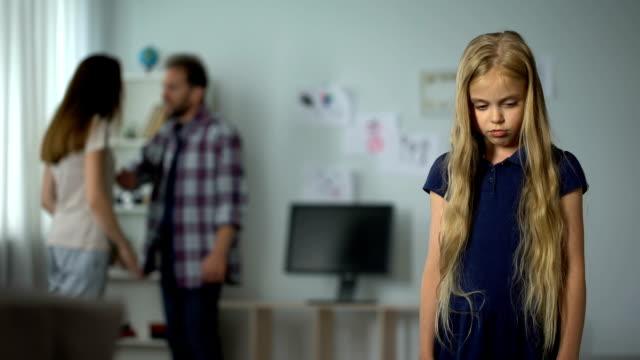 Child-suffering-from-constant-quarrels-between-parents-assault-in-family