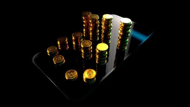 Blockchain-money---3D-Animation