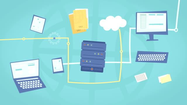 Internet-Ausrüstung-und-digitale-Signalverarbeitung