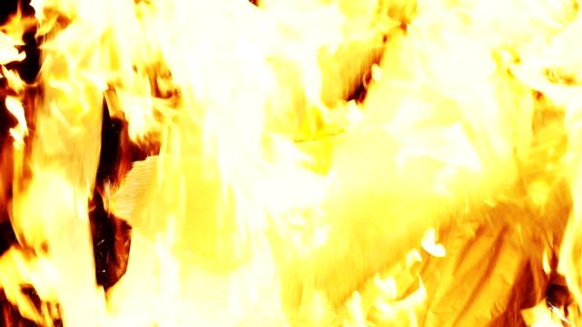 Slow-Motion-Firefighter-Breaks-a-Burning-Window