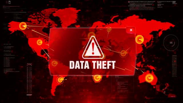 Data-Theft-Alert-Warning-Attack-on-Screen-World-Map-