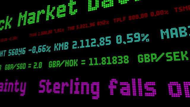 Sterling-fällt-auf-erhöhte-politische-Unsicherheit