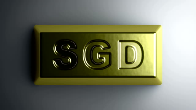 Singapore-dollar-Looping-footage-with-4K-resolution-