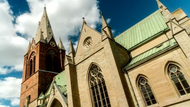 St-Nicholas-Church-Time-Lapse-Örebro-Sweden