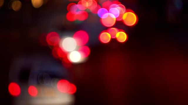 Imagen-de-fondo-desenfoque-el-coche-ligero-por-la-noche-
