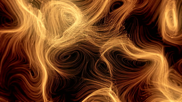 Abstract-swirly-trails-Seamless-loop-