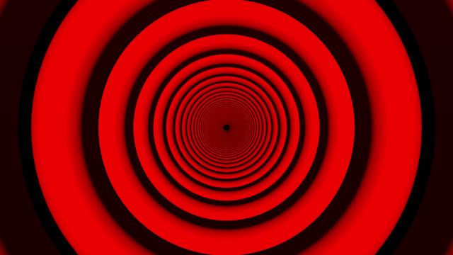 Bucle-animación-abstracta-túnel