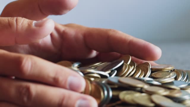 Large-number-of-coins-