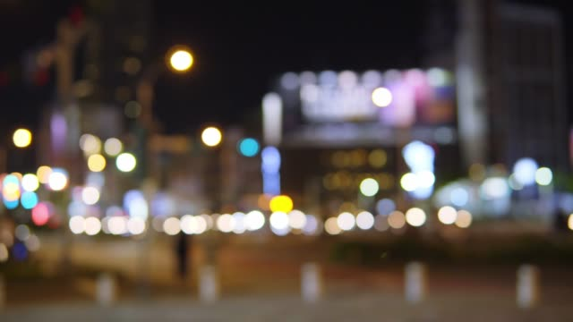 Out-of-focus-traffic