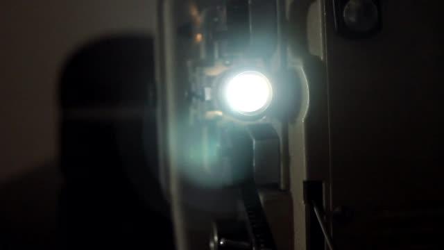 Proyector-de-la-película-vintage-