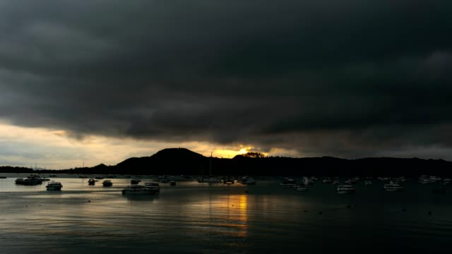4k-timelapse-of-the-storm-clouds-over-the-andaman-sea-ao-chalong-harbor-in-phuket-Thailand