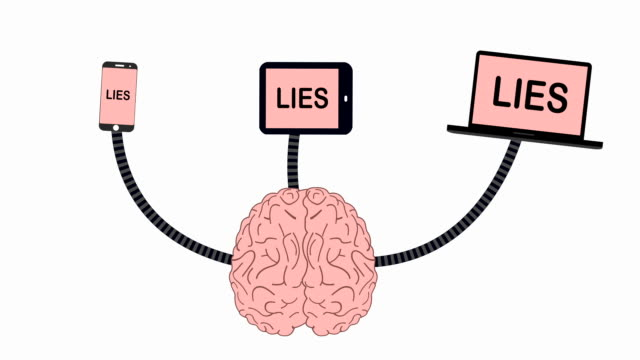 Cerebro-recibe-una-mentiras-de-los-medios-de-comunicación