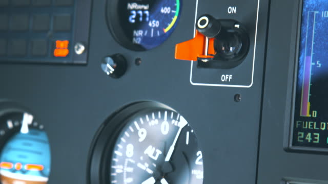 Helicopter-cockpit-high-tech-dashboard-pilots-operating-plane