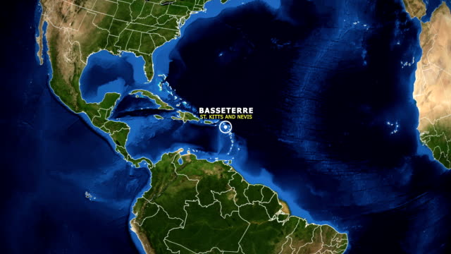EARTH-ZOOM-IN-MAP---ST-KITTS-AND-NEVIS-BASSETERRE
