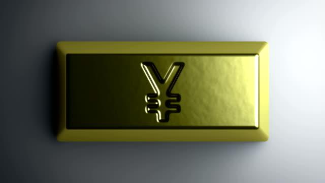 Japanese-yen-Looping-footage-has-4K-resolution-