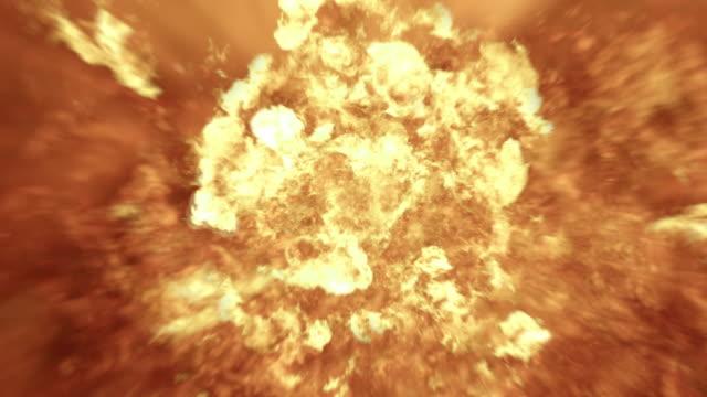 Realistic-4K-Fireball-Explosion