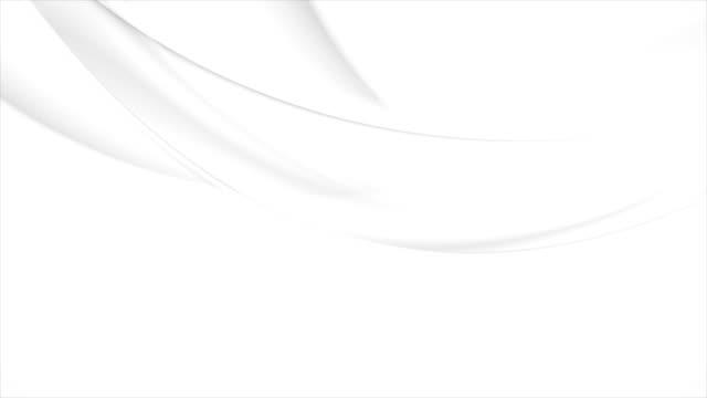 Liso-gris-abstracto-borrosa-animación-video-ondas