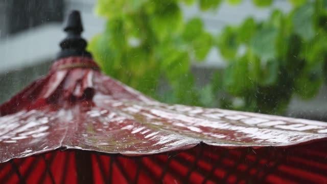 Maulbeere-Schirm-Kunst-und-Handwerk-Produkt-von-Thailand-