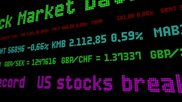 Wall-Street-Märsche-auf-frischen-Höhen-und-Dollar-Sprünge