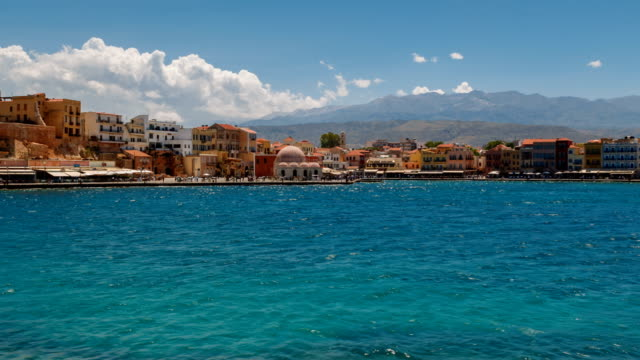 Timelapse-de-la-Canea-Creta-Grecia