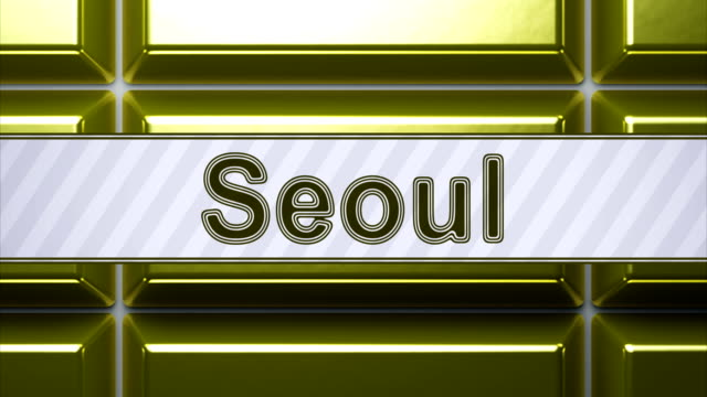Seoul-Looping-footage-has-4K-resolution-